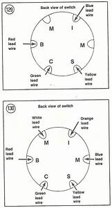 I Need The Wiring Diagram For The Ignition Switch For A