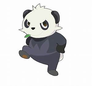 Yancham the panda Pokemon