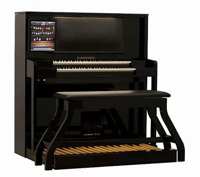 Organ Harmonique Noorlander Compact Midi English Hauptwerk