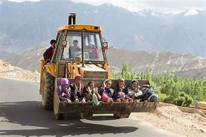 Transport In Ladakh, India Photograph by Didier Marti