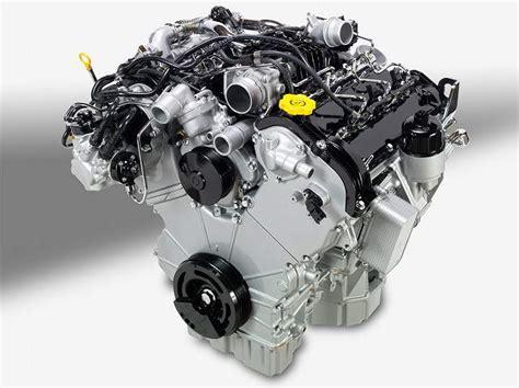 3.0 Liter Powerstroke Diesel V6 Engine Specs