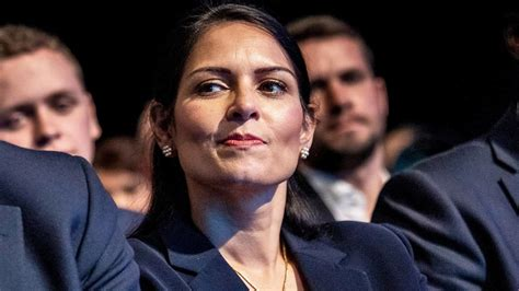 Fighting crime is our priority, vows Priti Patel as she ...