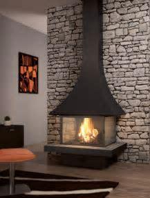 Atry Home   Les modèles de cheminée murale métal suspendue