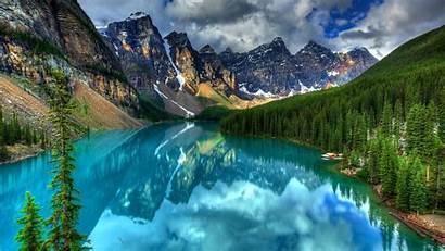 Lake Crystal Mountain Desktop Water Widescreen Wide