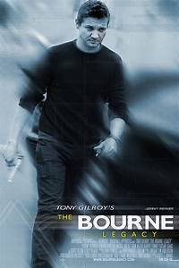 The Bourne Legacy poster by hydrate3 on DeviantArt