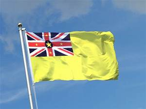 Buy Niue Flag - 3x5 ft (90x150 cm) - Royal-Flags Niue