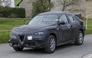 Stelvio Alfa Romeo : alfa romeo stelvio to launch with giulia qv 39 s v6 carscoops ~ Gottalentnigeria.com Avis de Voitures