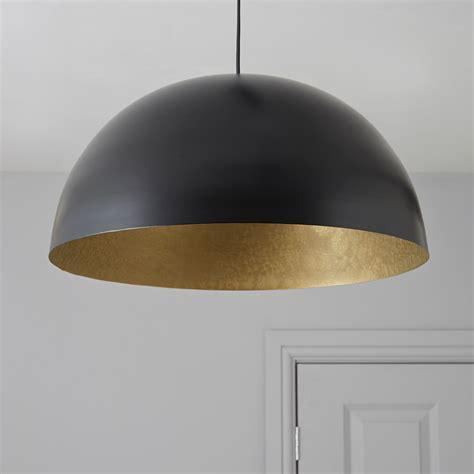 Large Dome Pendant Light Tequestadrumcom