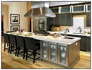Modeles Cuisine Ikea : modele de cuisine ikea avec ilot central id e de mod le de cuisine ~ Dallasstarsshop.com Idées de Décoration