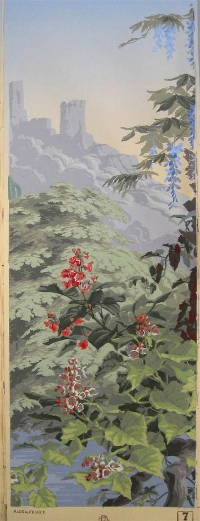 Zuber Murals Scenic Mural Reproduction Wall Cie