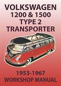 Volkswagen Type 2 1200  U0026 1500 1953