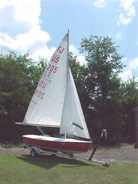 Flying Junior, 1961/2, Clarksville, Texas sailboat for sale
