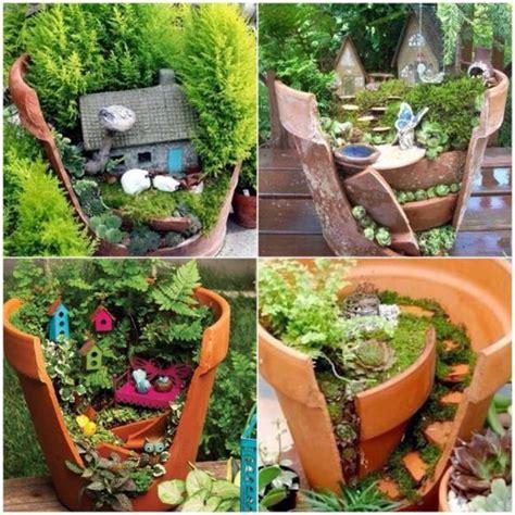 miniature garden designs fairy gardens defining  trends  container gardening