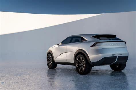 qx inspiration electric infiniti suv revealed car magazine