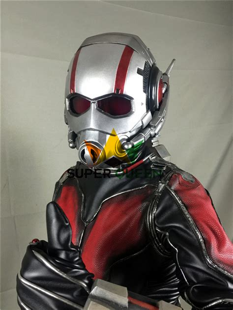 Ant Man Cosplay Costumemarvel Cosplay Armor Costume For
