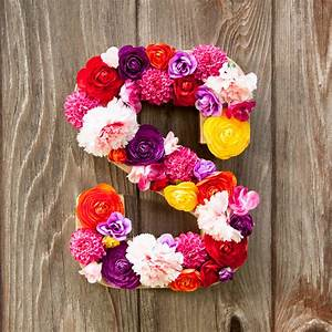 flower letters on pinterest hand embroidery letters With fresh flower letters