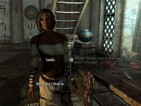 Outfit Npcs Inventory Equipment Se At Skyrim Special