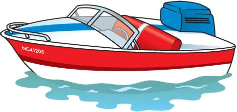 Speed Boat Art by Free Boat Clipart Pictures Clipartix