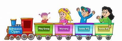 Clipart Nursery Primary Pre Clip Transparent Admission