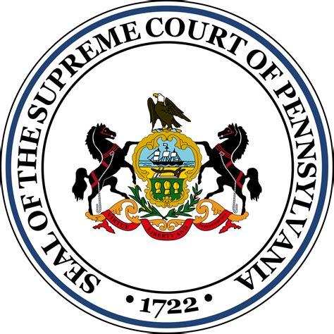 list  justices   supreme court  pennsylvania