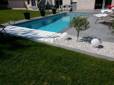piscine et am 233 nagement carquefou contemporain terrasse