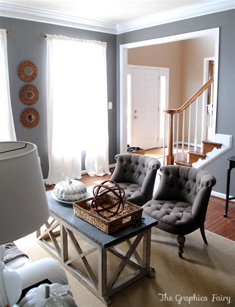 Marshalls Living Room Ls by Finding Fall Home Tour With Bhg Our Fall Decor The
