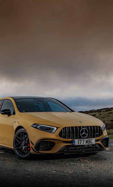1280x2120 Mercedes Amg A 45 8k iPhone 6+ HD 4k Wallpapers, Images, Backgrounds, Photos and Pictures