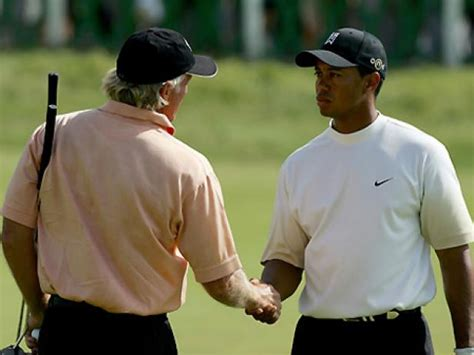 Norman's jab at Woods the latest evidence of a strained ...