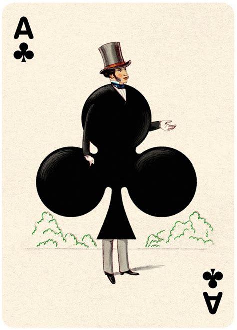 jonathan burton  images card illustration playing