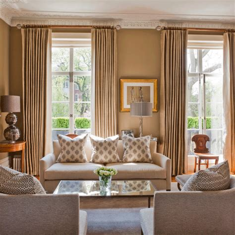 Taupe Living Room Decorating Ideas by New Home Interior Design Living Room Decorating Ideas