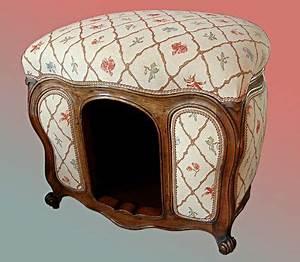 Niche Petit Chien : niche tabouret somptueuses niches pour chiens ~ Melissatoandfro.com Idées de Décoration