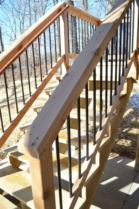 Nice Aluminum Deck Railing  Home Design #1078