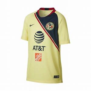 Nike Jersey Size Chart Club America 18 19 Youth Home Jersey