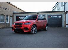 Fostla BMW E70 X5M 650HP and 900Nm