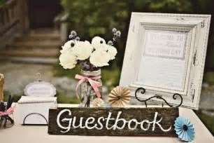 guestbook for wedding 12 unique wedding guestbook ideas