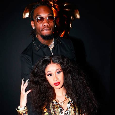 Cardi B Breaks Her Silence After Offset's Car Accident - E ...