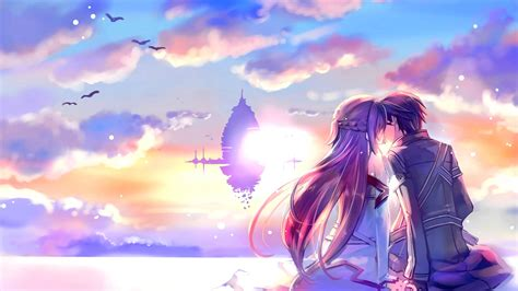 Anime Romantic Images Wallpapers Hd Free Download