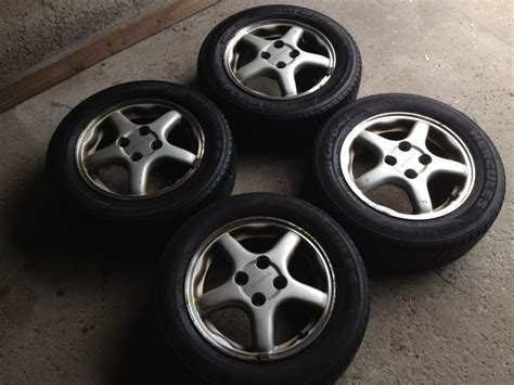 Acura Integra Rims For Sale by 14 Inch Acura Integra Gs 5 Rims With Hercules Tires