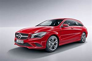 Mercedes Cla Break : mercedes cla shooting brake 2015 preise und sitzprobe ~ Melissatoandfro.com Idées de Décoration