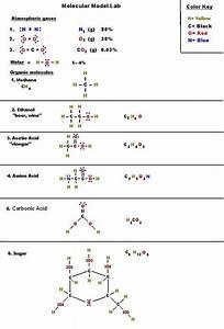 Lewis Dot Structure Worksheet