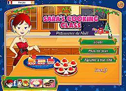 jeux de l ecole de cuisine de gratuit pâtisseries de noël école de cuisine de un des