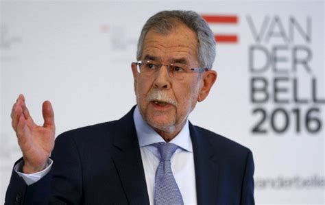 Alexander van der bellen ‐ wiki: PNND Alumni Alexander Van der Bellen elected as President of Austria | Parliamentarians for ...