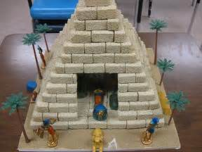 Ancient Egyptian Pyramid School Projects