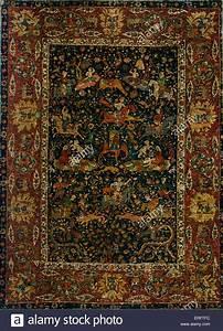 Teppich Auf Englisch : persische teppich jagdszenen und ber hmten mythologie ~ Watch28wear.com Haus und Dekorationen