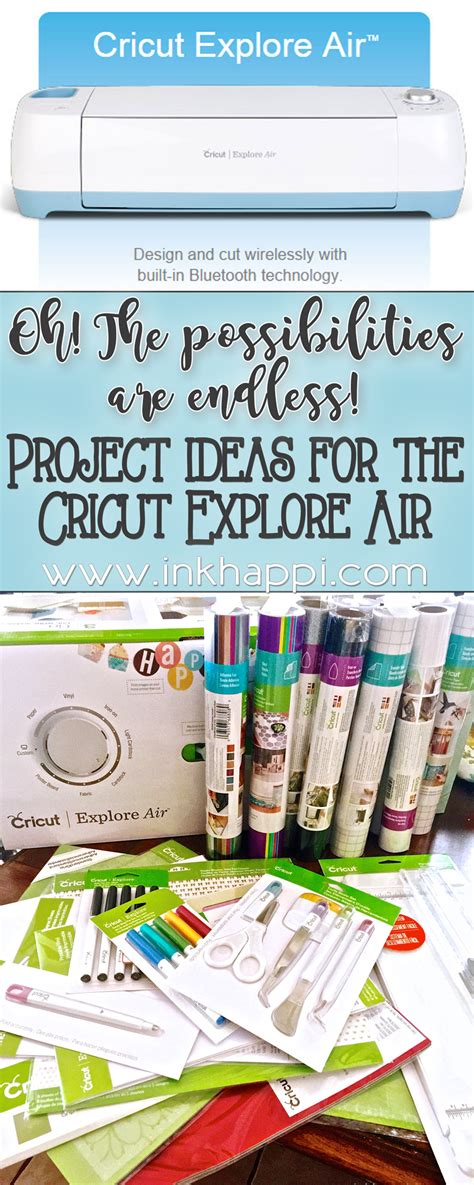 cricut explore project ideas   possibilities