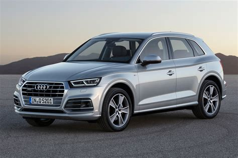 New Audi Q5 Suv  Official Pictures  Auto Express