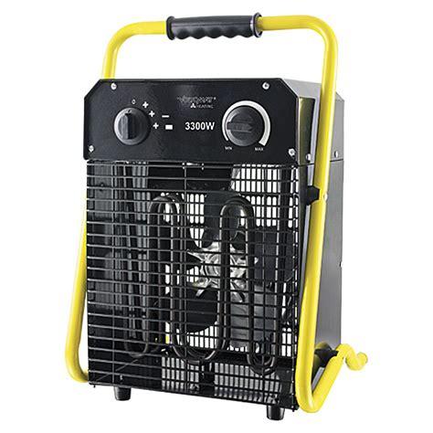 Voltomat Heating Baustellenheizer (3300 W, Heizstufen 2