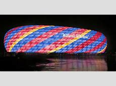 Allianz Arena – All set for Champions League final