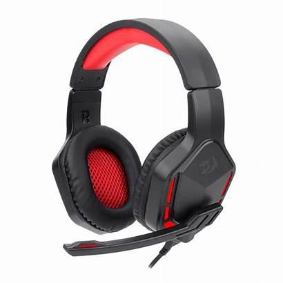 Headset Gaming Headphones Redragon Mic Xbox H220