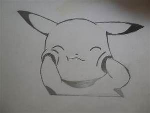 Pics For > Pikachu Love Drawing